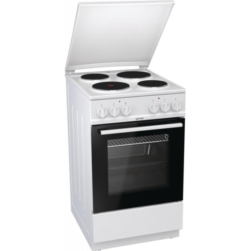 Електрическа печка Gorenje E5121WH