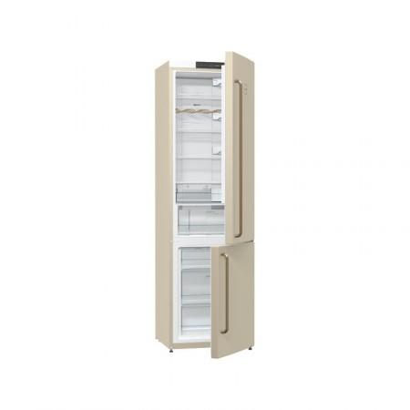 Хладилник с фризер Gorenje NRK621CLI, клас A+, обем 363 литра