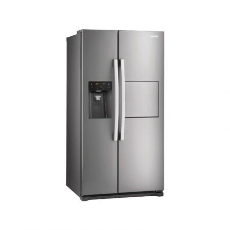 Хладилник с фризер Side by side Gorenje NRS9181CXB
